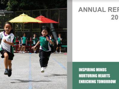 Bradbury School Annual Report  2019-2020