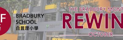 Bradbury School Monthly Rewind – Oct 2020