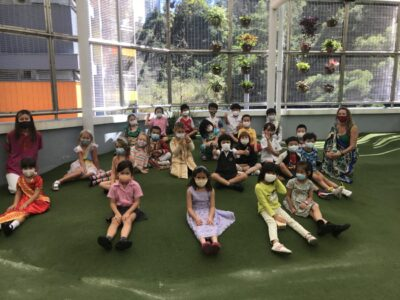 Bradbury School Monthly Rewind – November 2020