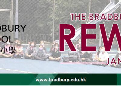 BRADBURY SCHOOL MONTHLY REWIND – JANUARY 2021